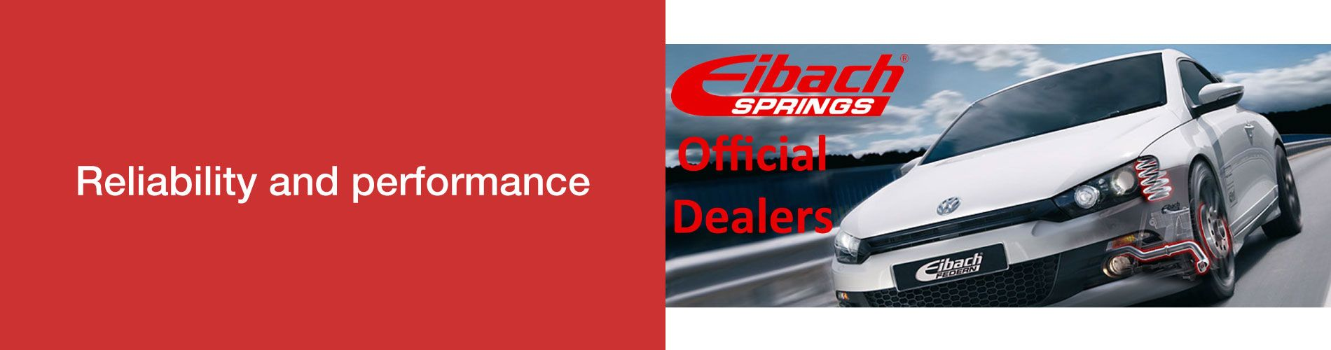 Reliability and performance | Eibach Springs